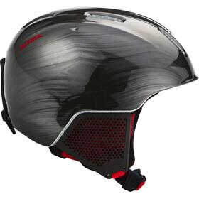 Alpina Carat LX Helmet Kids black-lumberjack